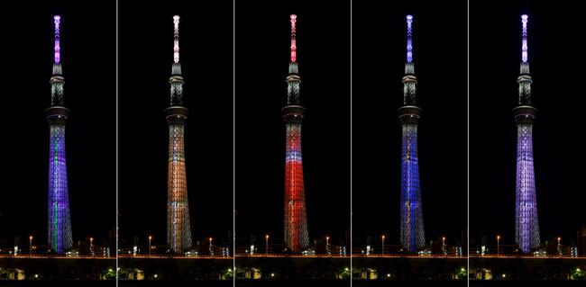 (C)カラー (C)TOKYO-SKYTREE