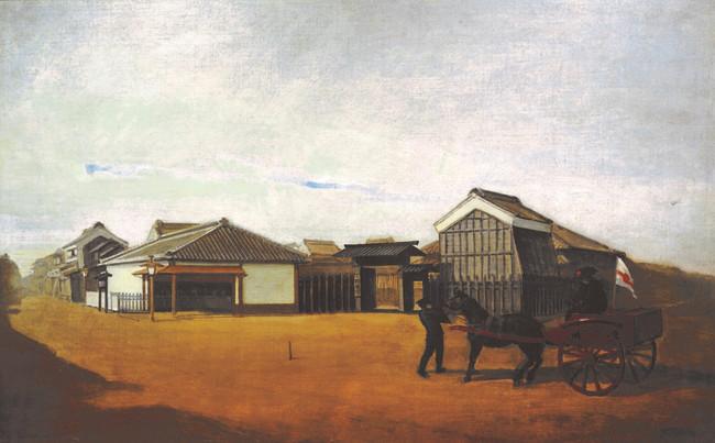 明治初期の駅逓司(えきていし)と郵便役所