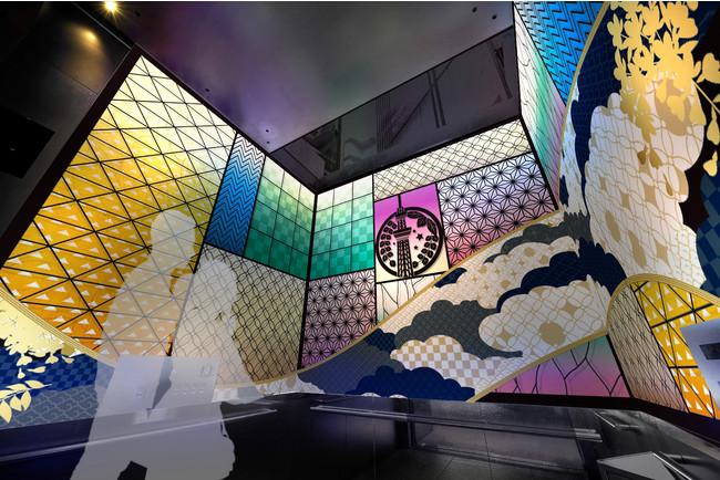 〈壱〉 天望シャトル (C)吾峠呼世晴/集英社・アニプレックス・ufotable (C)TOKYO-SKYTREE
