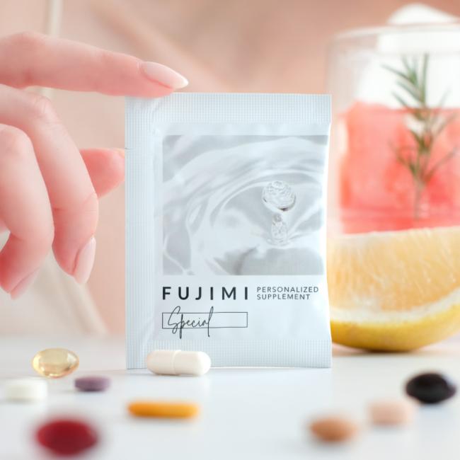 FUJIMIパーソナライズサプリメント