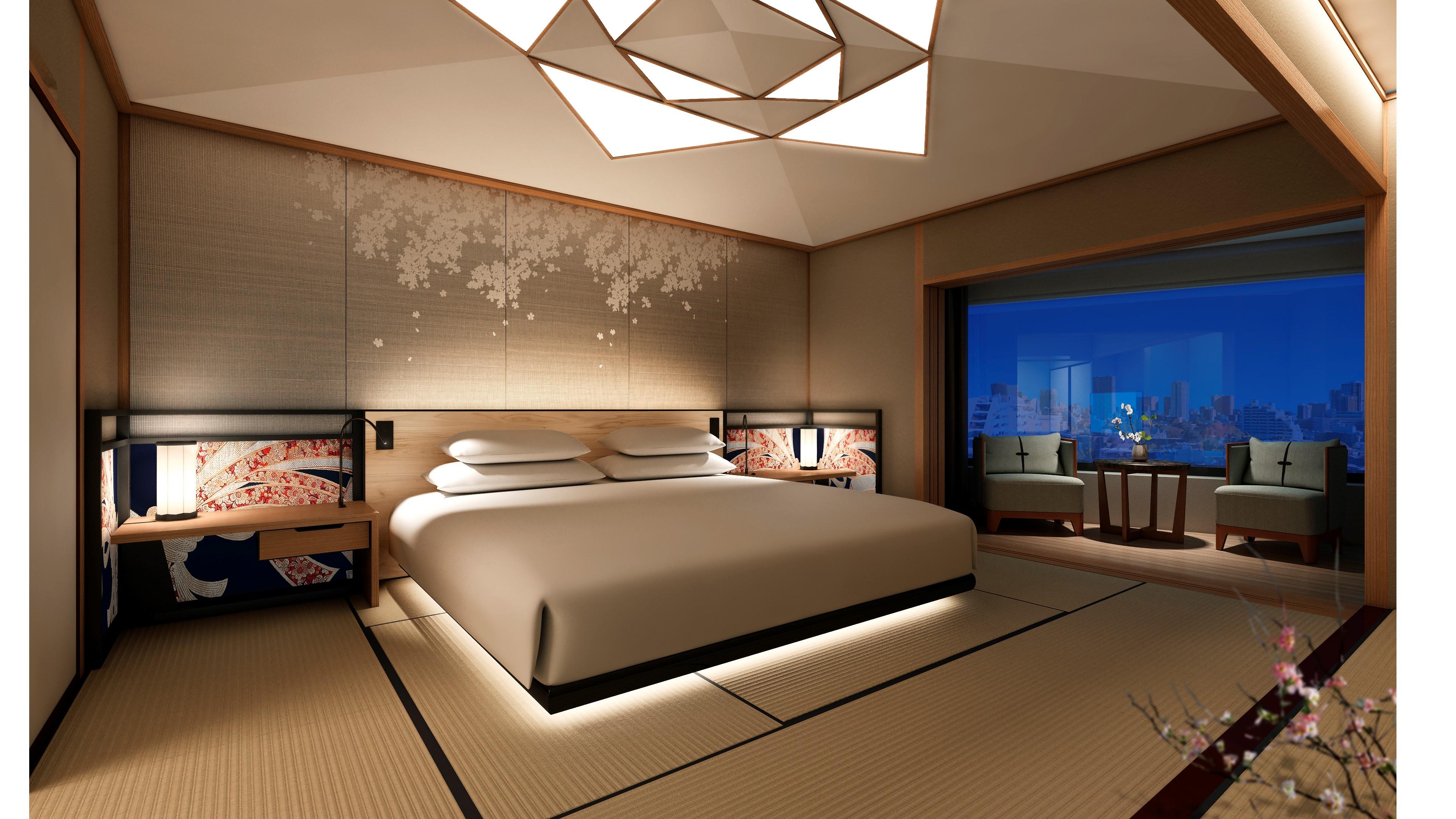 ホテル雅叙園東京 6階客室フロア 和室12部屋をリニューアル 2019年7月4日 リニューアルオープン