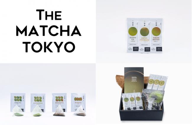 【THE MATCHA TOKYO】ONLINE SHOPオープンと新商品発売のお知らせ