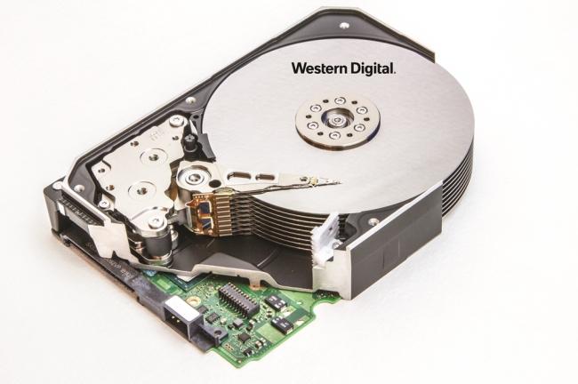 WDC Ultrastar DC HDD