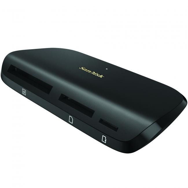 サンディスク イメージメイト プロ USB-C マルチカード リーダー/ライター
