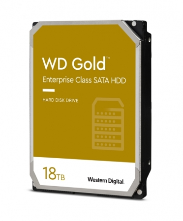 WD Gold HDD(18TB)