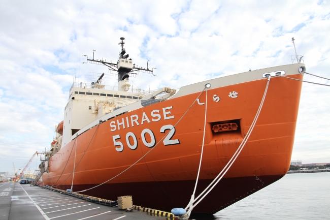 「SHIRASE 5002」(WNI気象文化創造センター保有)