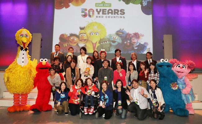 第一回Sesame Street Education Summit(セサミストリートエデュケーションサミット)