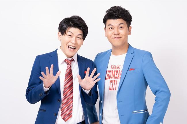 土佐兄弟(左:有輝さん 右:卓也さん)
