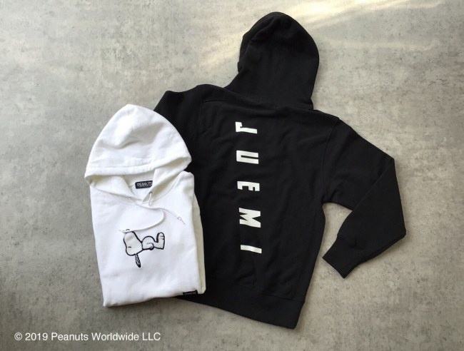 Astral Projection Hoodie(2色、10,584円)