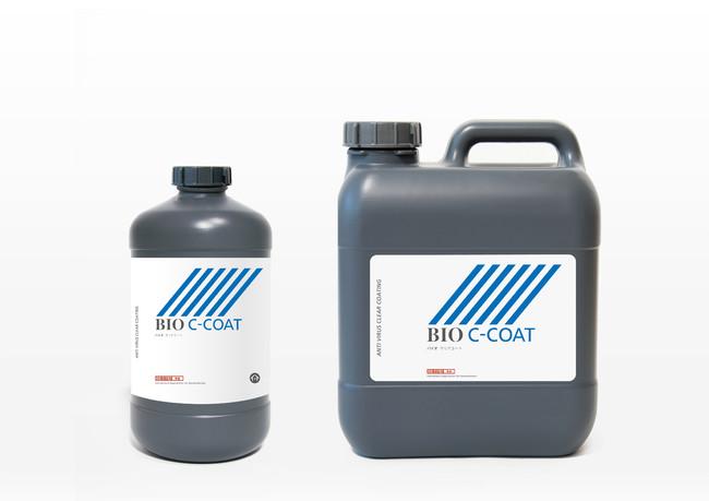 製品写真:1Lボトル、4Lボトル