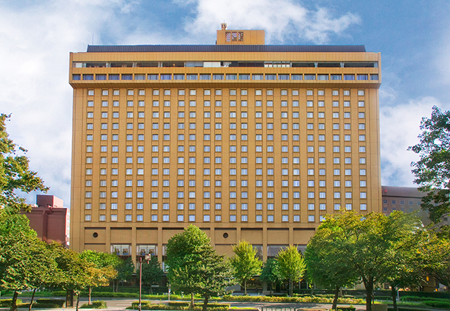 名古屋観光ホテル外観