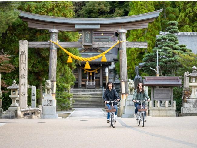 海のある奈良・小浜をめぐるサイクリング