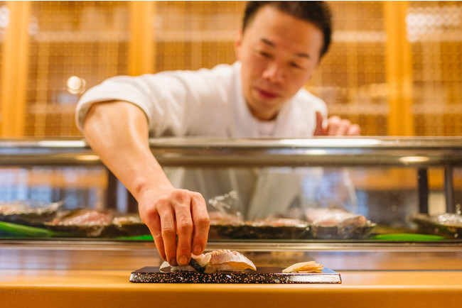 若狭湾の海の幸を贅沢に味わうお寿司