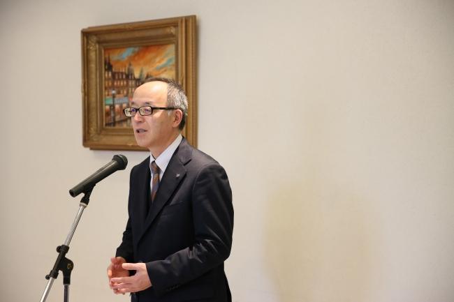 京都府商工労働観光部 観光政策監 南本尚司様