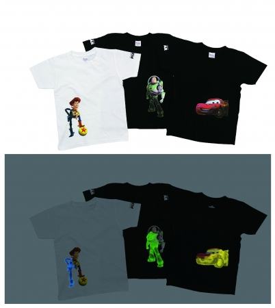 蓄光Tシャツ(KIDS) :4,320円