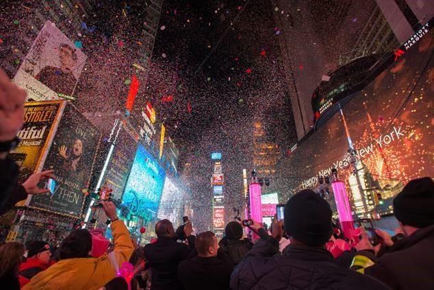 ニューヨーク市内5つの行政区で開催される大晦日・年越しイベントの詳細が決定