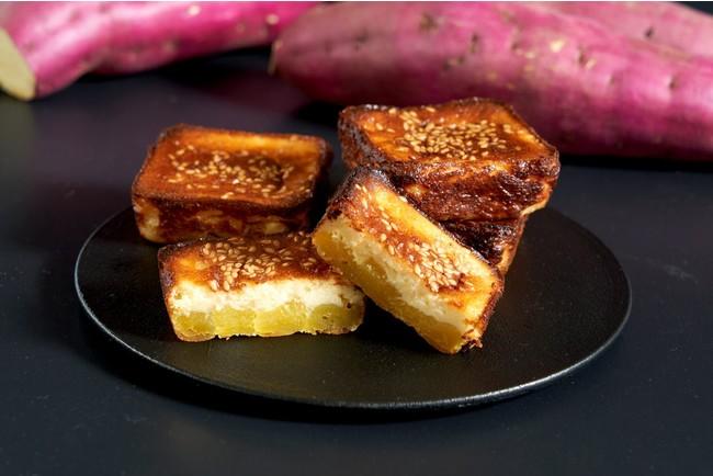 スイートポテトバスクチーズケーキBB