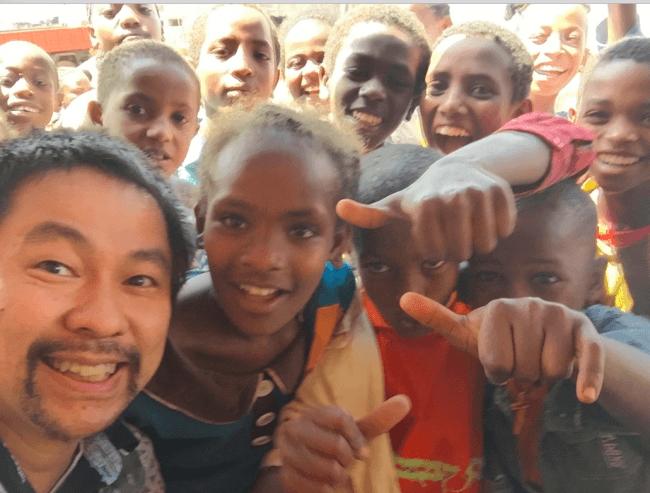 エチオピアのゲイシャ村は活気がある(サザコーヒー鈴木太郎とゲイシャ村の人々)