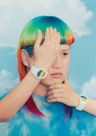 ICE change -Rainbow-