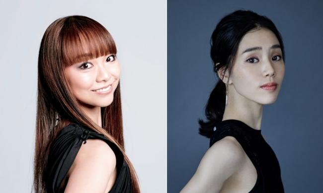 上野 水香(左)/小野 絢子(右)