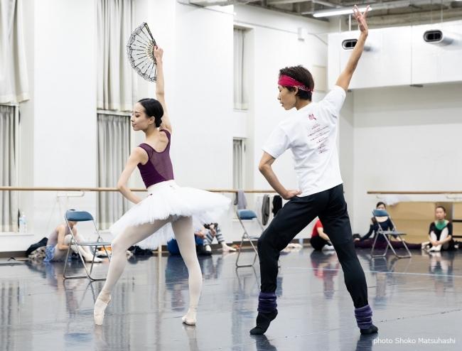 プリンシパル(最高位ダンサー)の宮川新大はキャラクターダンスにも挑戦