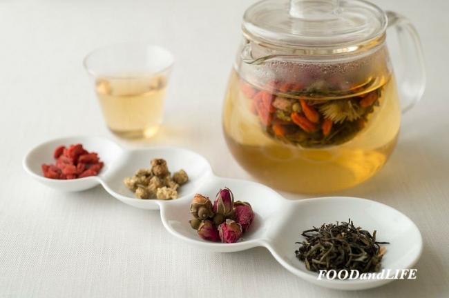 薬膳茶イメージ