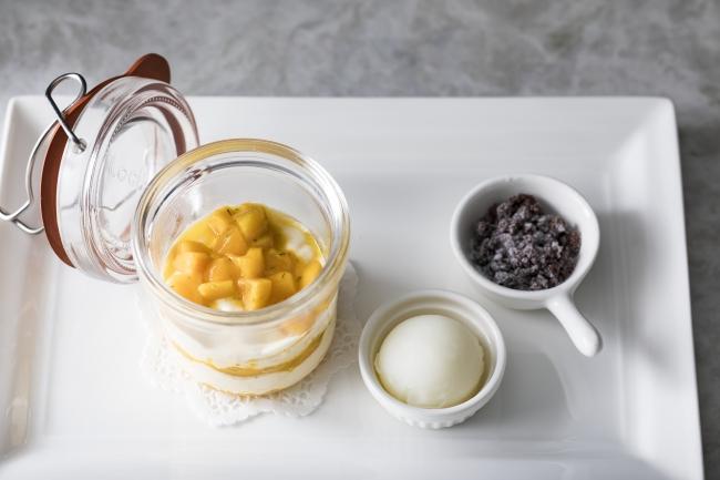 マンゴーのティラミス ライム風味 イメージ