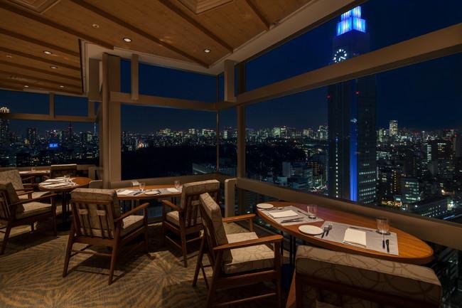レストランからの眺望イメージ