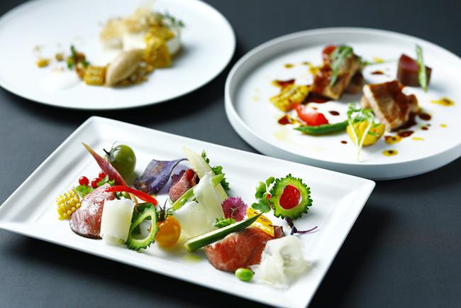 東京食材を使用した料理 イメージ