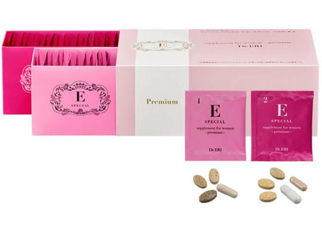 Dr.ERI イースペシャル マルチサプリメント 女性用プレミアム