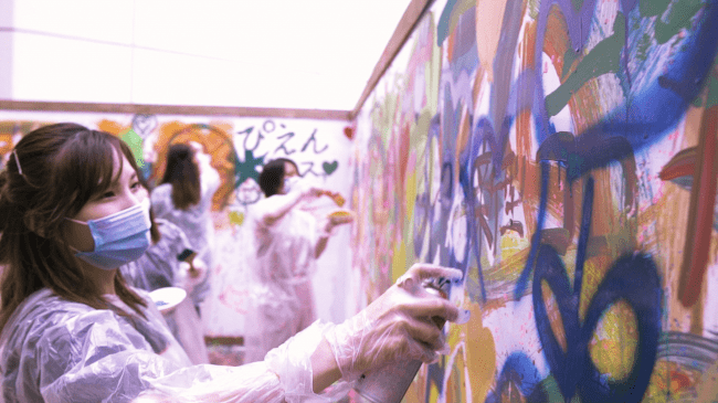 FREE ART WALL (池袋店)