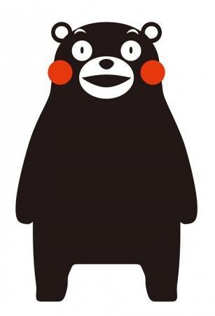 (C)2010熊本県くまモン 協力 銀座熊本館 くまモンが熊本県産のスイカと一緒にやってくる!