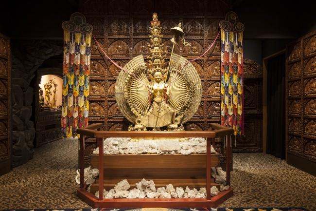 北インド・チベット仏教美術展「安養院寺宝堂」グランドオープン。9/21 ...