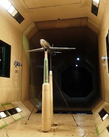 国立研究開発法人宇宙航空研究開発機構(JAXA)6.5m×5.5m低速風洞