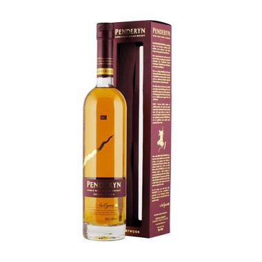 ペンダーリン シェリーウッド 700ml 46度 オロロソ・シェリー樽とバーボン樽にて熟成されたウイスキー