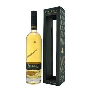 ペンダーリン ピーティッド 700ml 46度 繊細な複雑さを持つ、芳醇な味わいのウイスキー