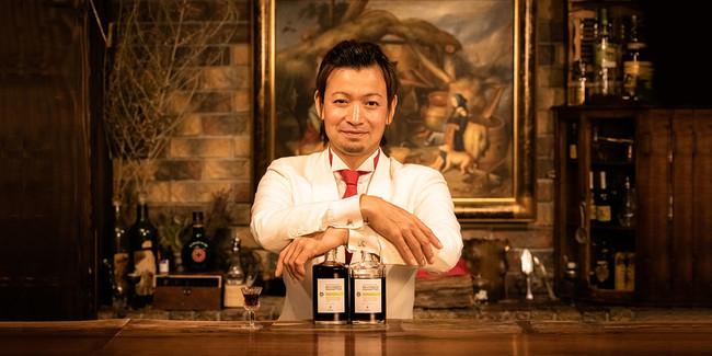 Bar BenFiddich鹿山博康さん