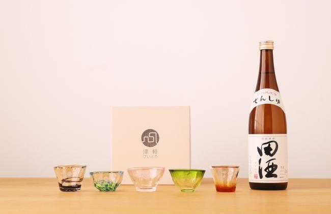 ギフトセット(田酒は含まれません)