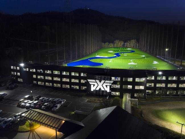 PXG大阪ドライビングレンジ
