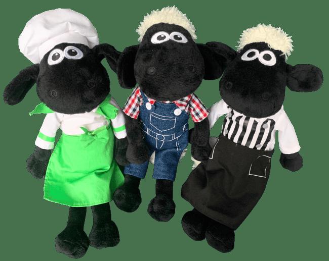 (C) Aardman Animations Ltd 2019