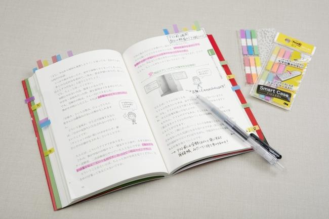 教科書や参考書の内容が理解できる勉強法 書き込み読書メモ