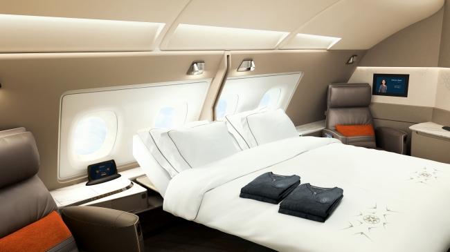 A380R スイート (2席を利用した場合)