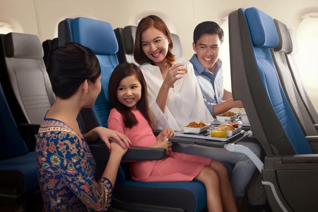 A380R エコノミークラス