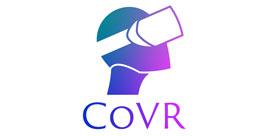 CoVRロゴマーク