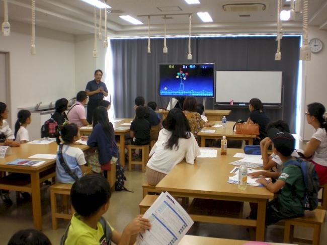 TANOを使ったプログラミング教室(相模原市)