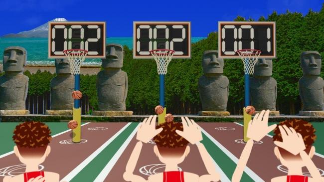 新しいコンテンツ・バスケットボール