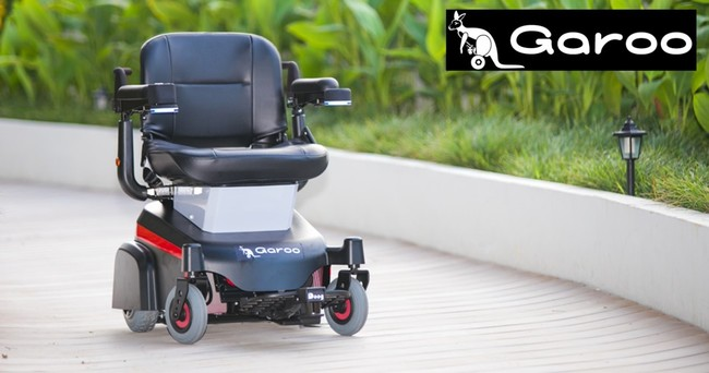 自動運転車椅子【ガルー】