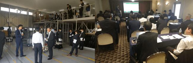 【インテグレータ向け勉強会の様子】