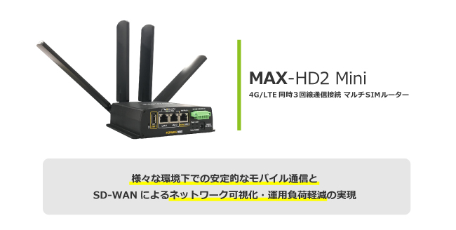 MAX-HD2 Mini