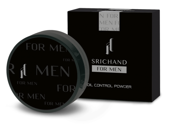 Srichand(シーチャン) 「ブラックエディション オイルコントロールパウダー」